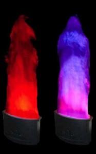 Paire de flammes virtuelles RGB dmx auto ou fix 62.50€ ht/j